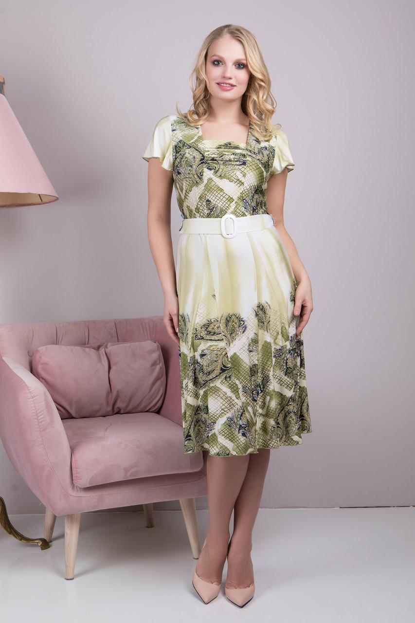 Платье женское Олеся (50-60)