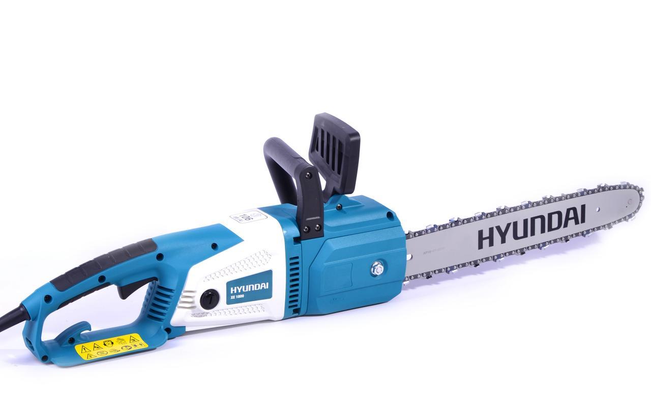 Цепная электропила Hyundai XE 1800
