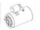 Електродвигун 1.8 kW Appiah Hydraulics, фото 2