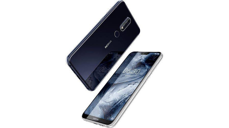Оригинальный Nokia X6 (Nokia 6.1) 6-64Гб .