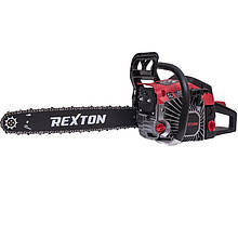 Бензопила цепная Rexton БП-45-52 (1 шина + 1 цепь)