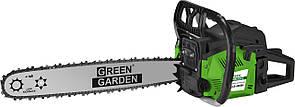 Цепная пила Green Garden GCS-4080H + 2 шины и 2 цепи