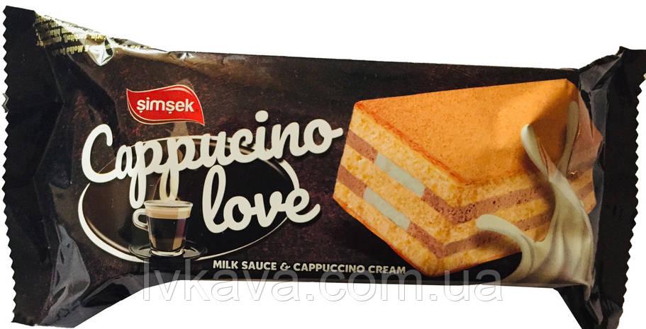 Бисквит  Cappucino love Simsek , 60 гр, фото 2