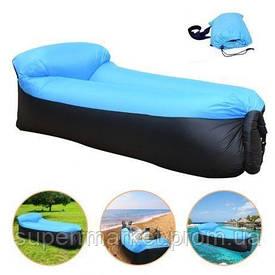 Lamzac 1.5m - Надувной диван ламзак AIR CUSHION sofa-2 реплика