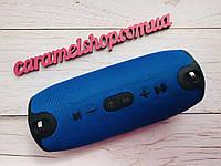 Колонка JBL Xtreme С РЕМЕШКОМ портативная (Replika) + встроенный Power Bank 10000mAh ЦВЕТ синий, фото 1
