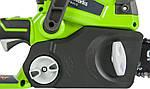 Аккумуляторная цепная пила Greenworks G24CS25 (2000007), фото 5
