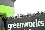 Аккумуляторная цепная пила Greenworks G24CS25 (2000007), фото 6