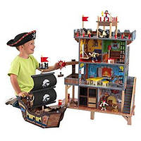 Игровой набор, Пиратская крепость, KidKraft 63284, фото 1