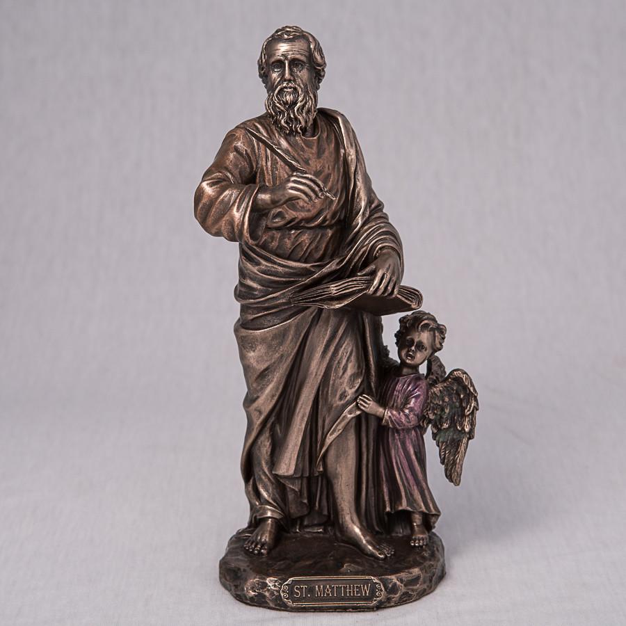 Статуэтка Veronese Святой Матвей 20 см 76087