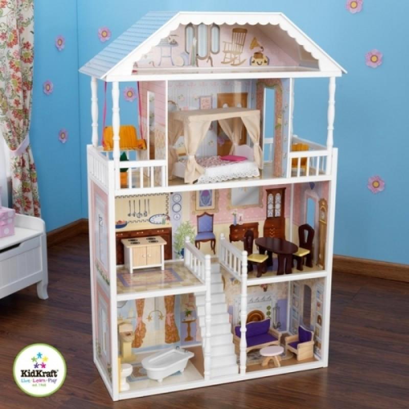 Кукольный деревянный домикKidKraft 65023