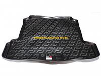 Коврик в багажник с бортиком для Fiat 500 с 2007-
