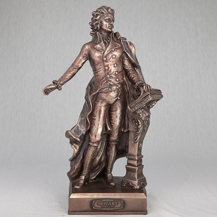 Статуэтка Veronese Моцарт 32 см 75392