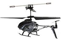 Вертолет на радиоуправлении р/у 33008 Model King Черный +ПОДАРОК