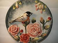 Декоративная тарелка Птицы 20 см 59-336, фото 2