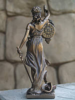 Часы настольные Veronese Фемида 19 см 76754, фото 2