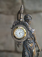 Часы настольные Veronese Фемида 19 см 76754, фото 3