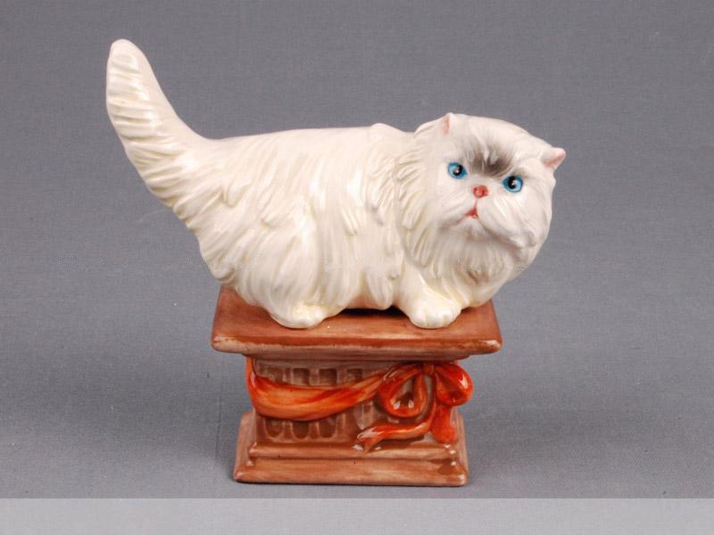 Статуэтка Кошка 14 см 59-352