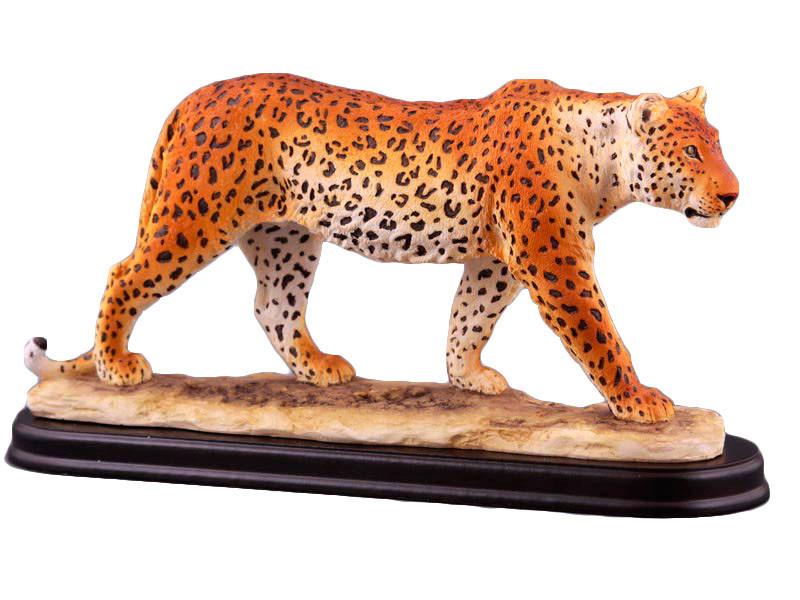 Статуэтка Lefard Леопард 33 см 174-066