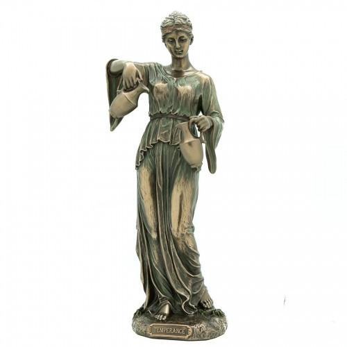 Статуэтка Кардинальные добродетели Справедливость 28 см 76447