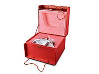 Статуэтка Сладкий поцелуй 26 см фарфор Италия, фото 2