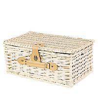 Корзина для пикника Lefard на 2 персоны 38х26х18 см 025PPN, фото 2