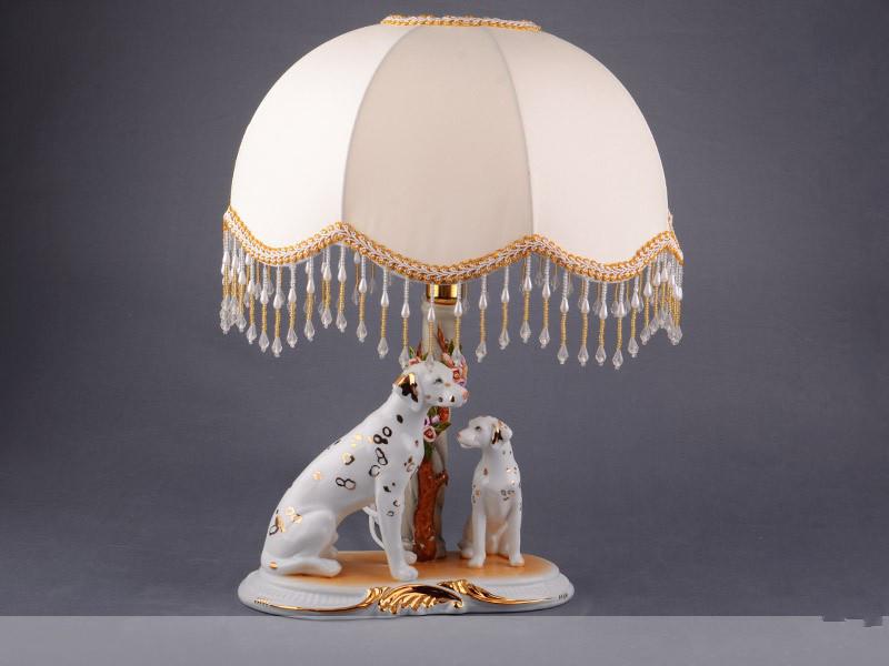 Светильник с абажуром Lefard Собака 28х15х23 см 101-425