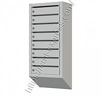 Ящик почтовый многосекционный на 8 ячеек