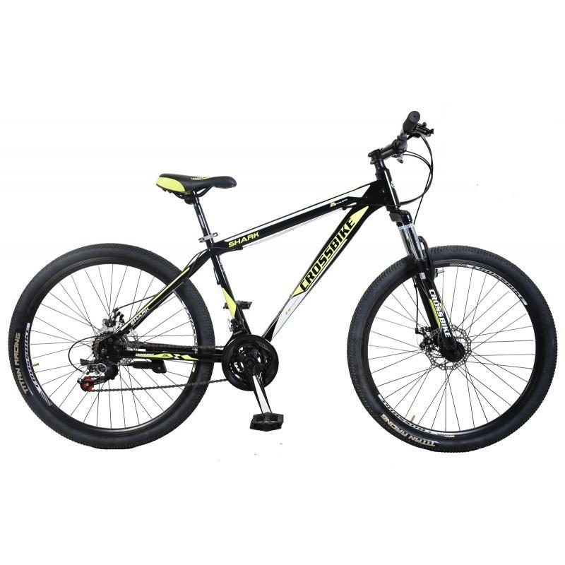 "Велосипед Crossbike Shark 27.5"""