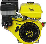 Двигатель бензиновый Кентавр ДВЗ-390БШЛ (51862), фото 2