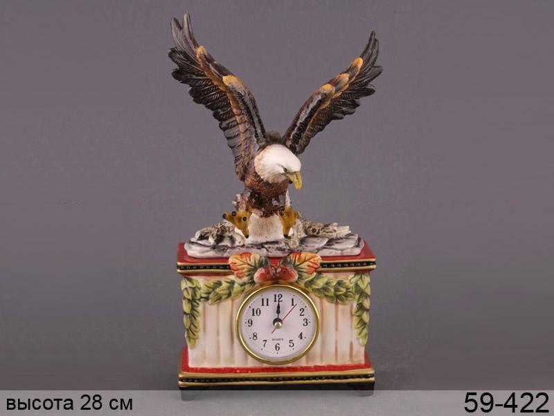 Часы настольные Орел 28 см 59-422