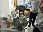 Двигатель дизельный Weima WM188FBE (вал под шлицы, съемный цилиндр), фото 6