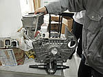 Двигатель дизельный Weima WM188FBE (вал под шлицы, съемный цилиндр), фото 7