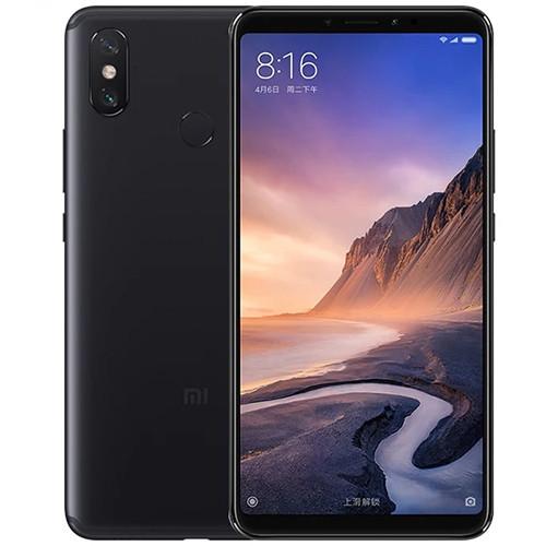 Смартфон Xiaomi Mi Max 3 4/64 Gb Black Global firmware (CN) 12 мес
