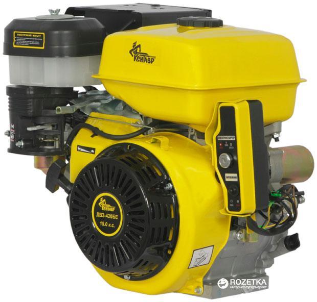 Двигатель бензиновый Кентавр ДВЗ-420БЕ (50721)