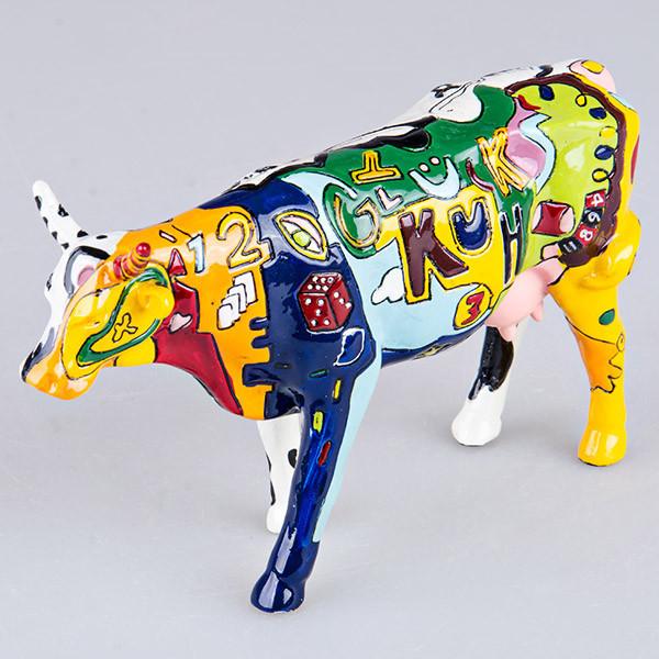 Статуэтка Lefard Корова 15 см керамика 919-1002