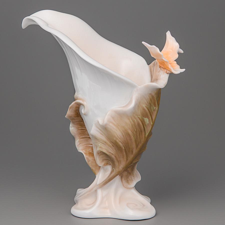 Подсвечник ваза Unicorn Studio Бабочка 18 см 20038