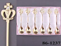 Набор чайных ложек Lefard 6 предметов 86-1237, фото 2