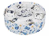 Чайный набор Lefard Коты на 12 предметов 924-046, фото 2