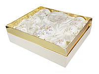 Чайный набор Lefard Цветы на 15 предметов 586-314, фото 3