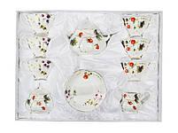 Чайный набор Lefard Лесная ягода на 15 предметов 943-004, фото 2