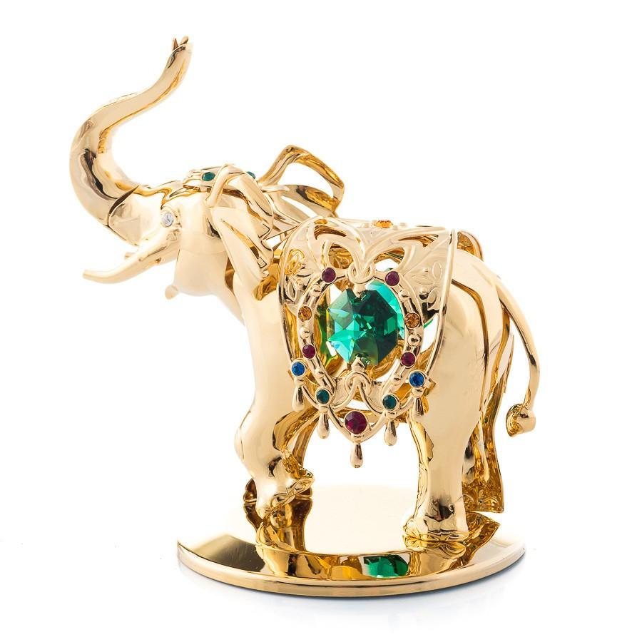 Статуэтка Lefard Слон 12 см  0489-001/green