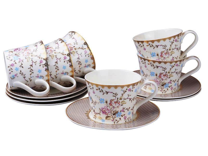 Чайный набор Lefard Диана на 12 предметов 264-624