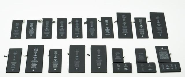 Типи акумуляторів для iPhone