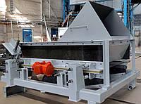 Резонансное вибросито для просеивания материалов повышенной влажности СБ-145-16.20 Бетонмаш