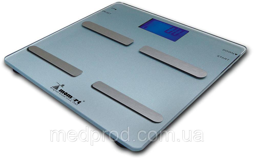 Весы электронные до 180 кг Момерт Momert модель 5863 многофункциональные