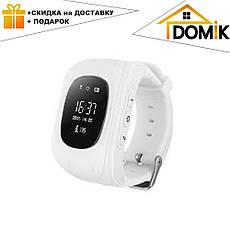 Детские Смарт-часы Smart Baby Watch Q50 БЕЛЫЕ