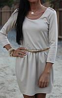 Платье с пайетками на плечах, фото 1