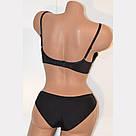 Комплект нижнего белья женский Balaloum Балалум 9365 черный, фото 2