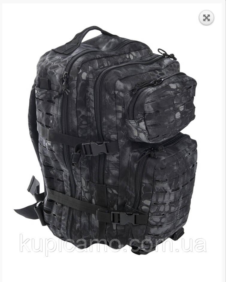 Рюкзак тактический us assault pack LG LAZER CUT MANDRA NIGHT 36л Германия