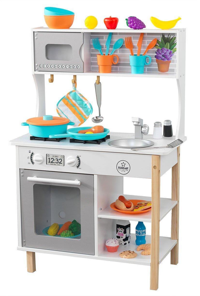 Игровая кухня KidKraft 53370. Кухня для детей